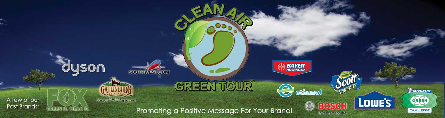 green tour 2020 clean air green tour